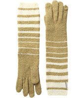 LAUREN Ralph Lauren - Boiled Wool Striped Gloves