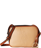 U.S. POLO ASSN. - Lia Embossed Camera Bag
