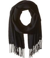 LAUREN Ralph Lauren - Cashmere Basket Weave Scarf