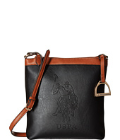 U.S. POLO ASSN. - Lia Embossed Crossbody
