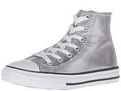 Converse Kids - Chuck Taylor® All Star® Metallic Canvas Hi (Little Kid)