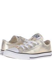 Converse Kids - Chuck Taylor® All Star® Metallic Canvas Ox (Little Kid)