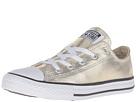 Converse Kids - Chuck Taylor® All Star® Metallic Canvas Ox (Little Kid)