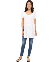 Three Dots - Laverne Side Slit Tunic