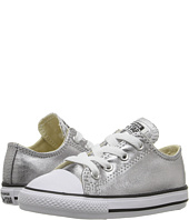 Converse Kids - Chuck Taylor® All Star® Metallic Canvas Ox (Infant/Toddler)