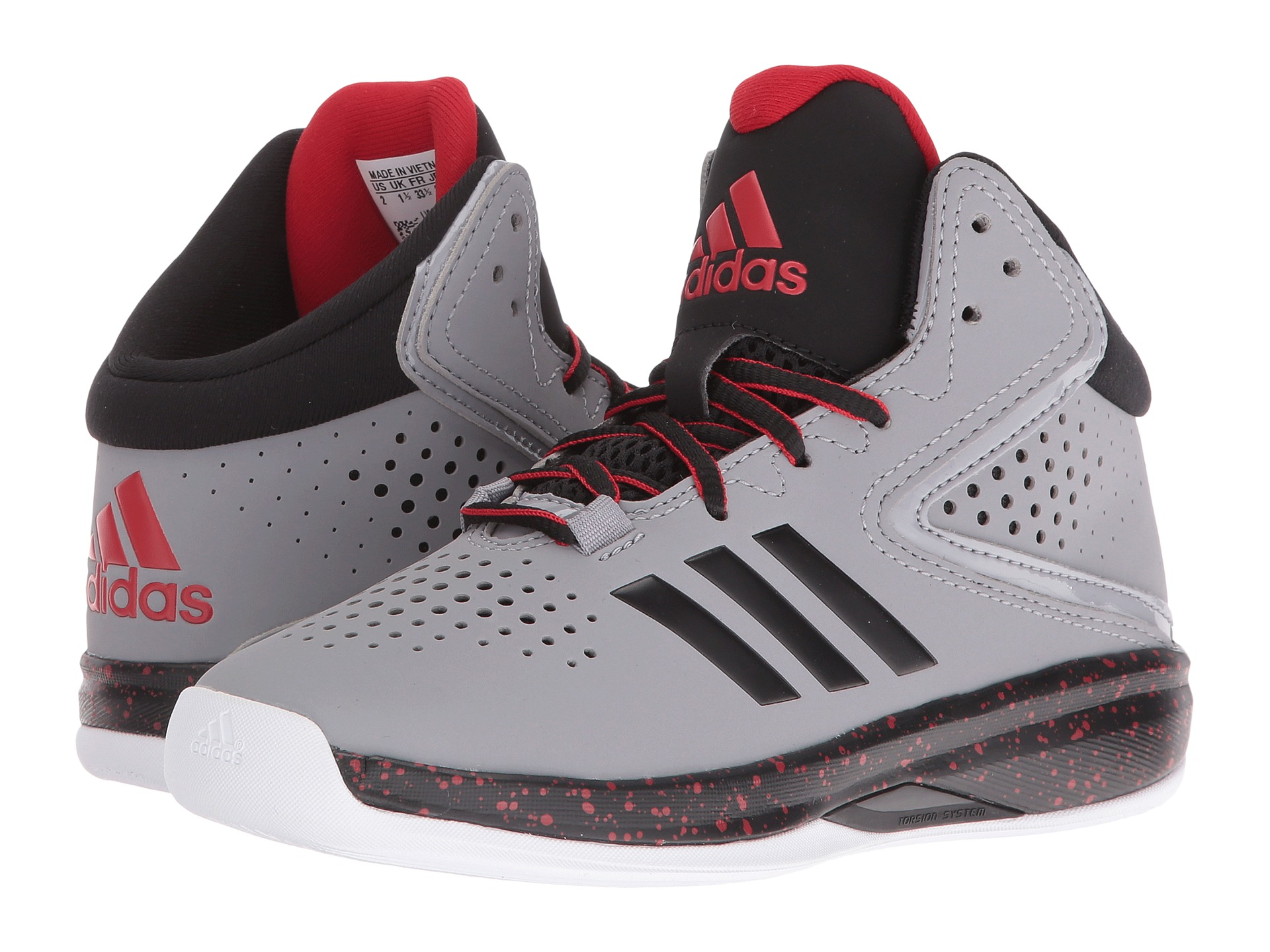 Little Kid Basketball Sneakers