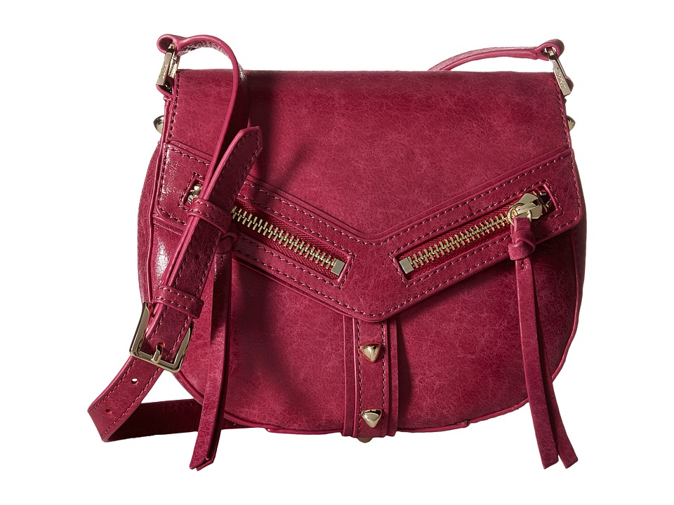 Botkier - Trigger Saddle Bag (Sangria) Bags