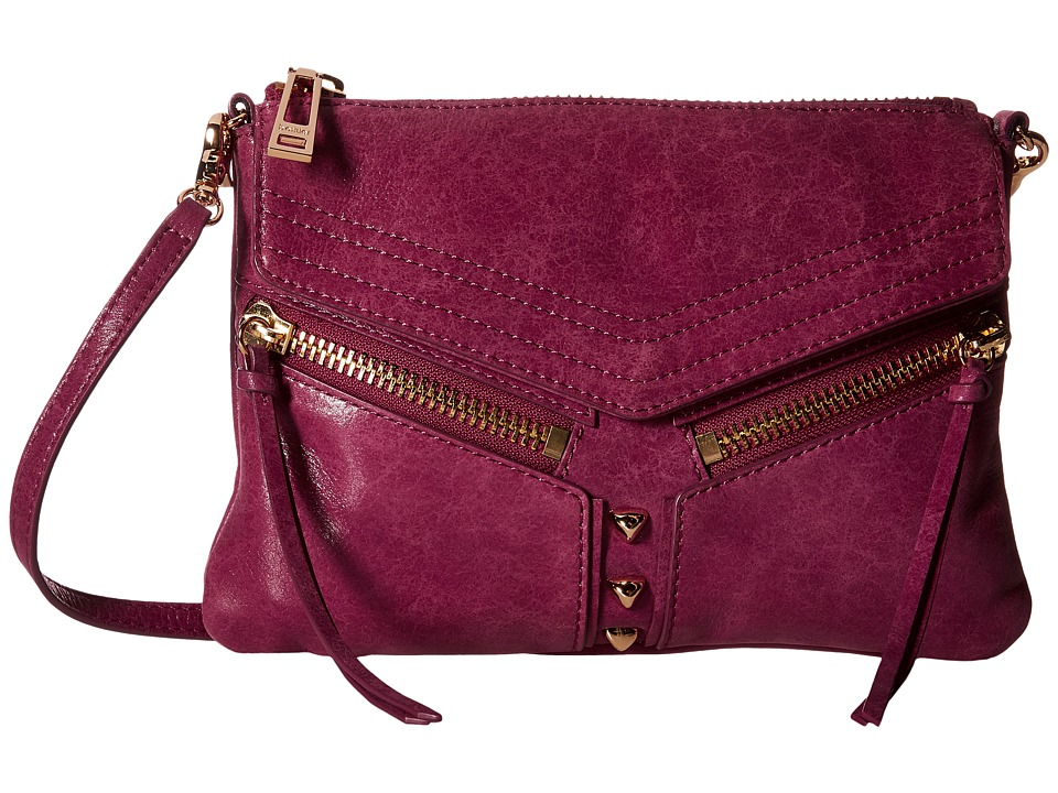 Botkier - Trigger Crossbody (Sangria) Cross Body Handbags