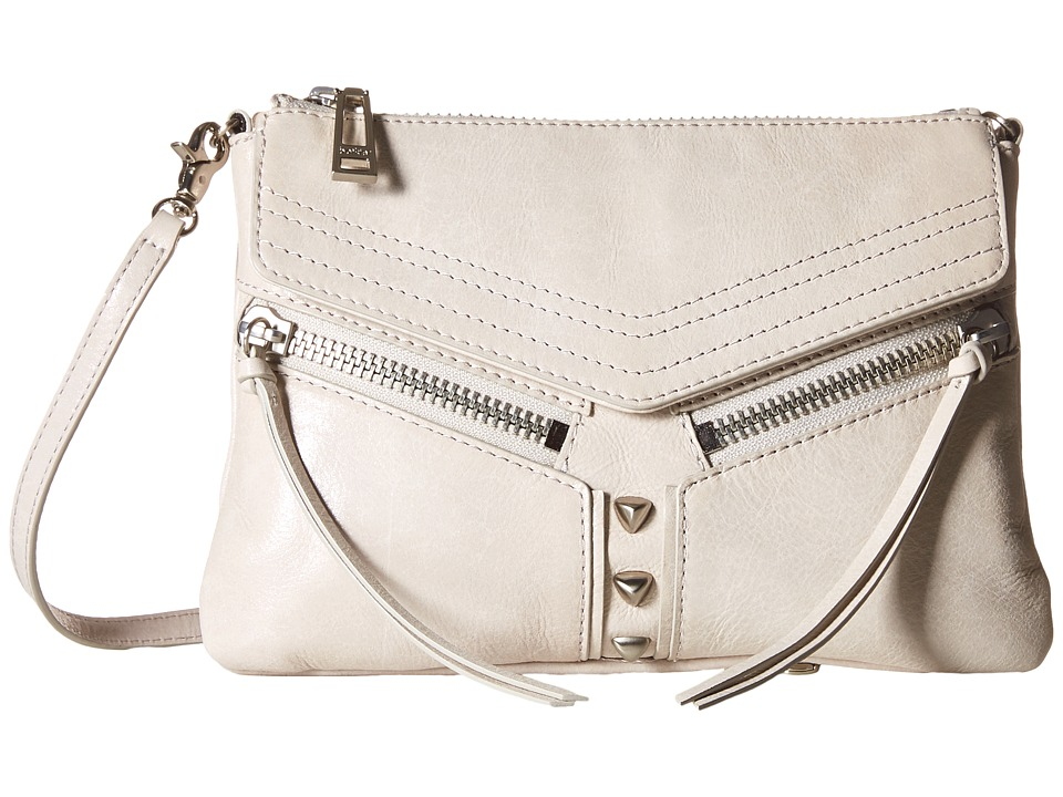 Botkier - Trigger Crossbody (Dove) Cross Body Handbags