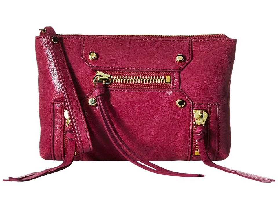 Botkier Logan Convertible Wristlet Sangria Wristlet Handbags