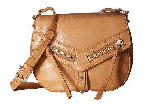 Botkier Trigger Saddle Bag - Camel