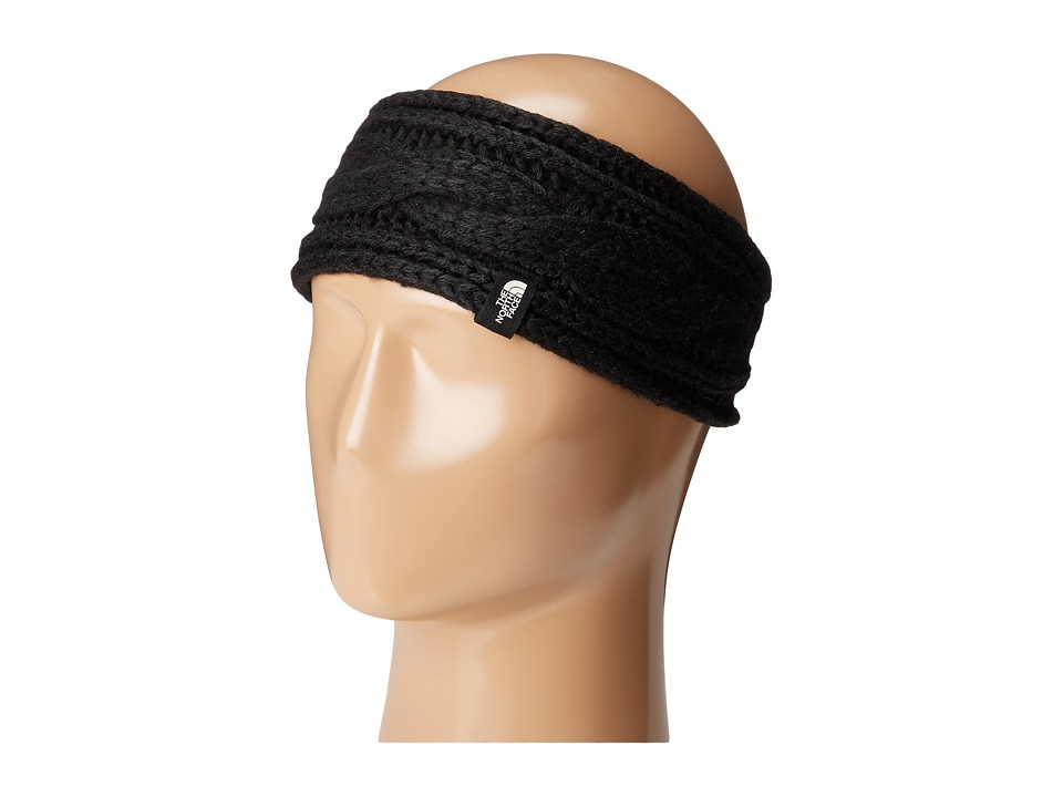 North Face Cable Eargear (TNF Black) Headband