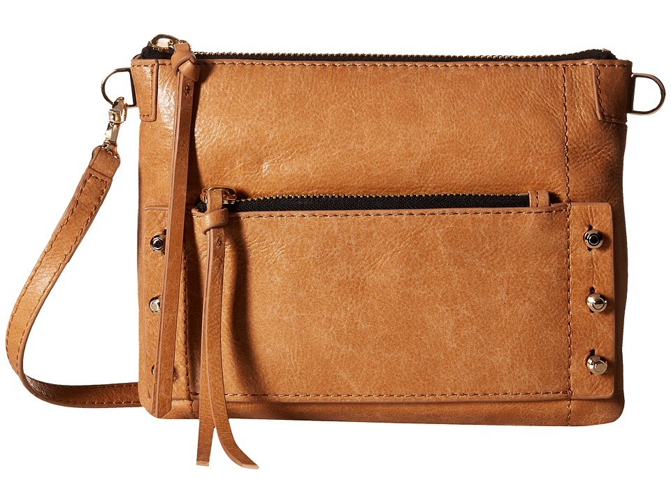 Botkier - Warren Crossbody (Camel) Cross Body Handbags