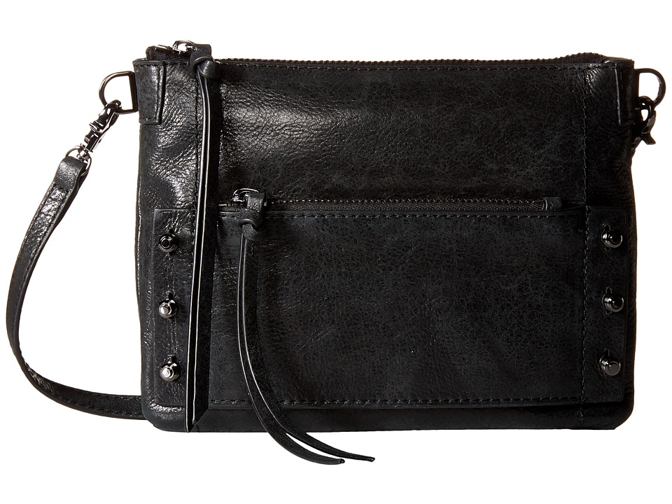 Botkier - Warren Crossbody (Black) Cross Body Handbags