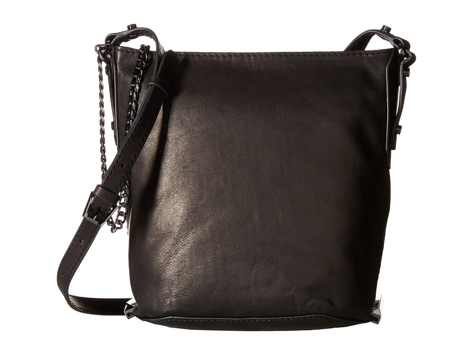 Botkier - Irving Mini Bucket (Black) Handbags