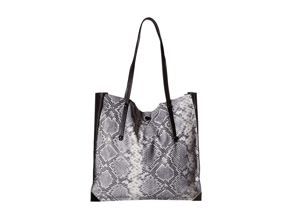 Botkier - Jane Tote (Black Snake) Tote Handbags