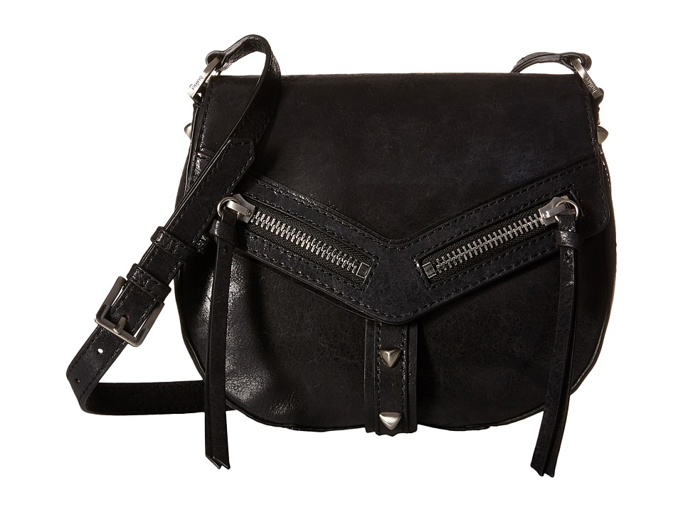 Botkier - Trigger Saddle Bag (Black) Bags