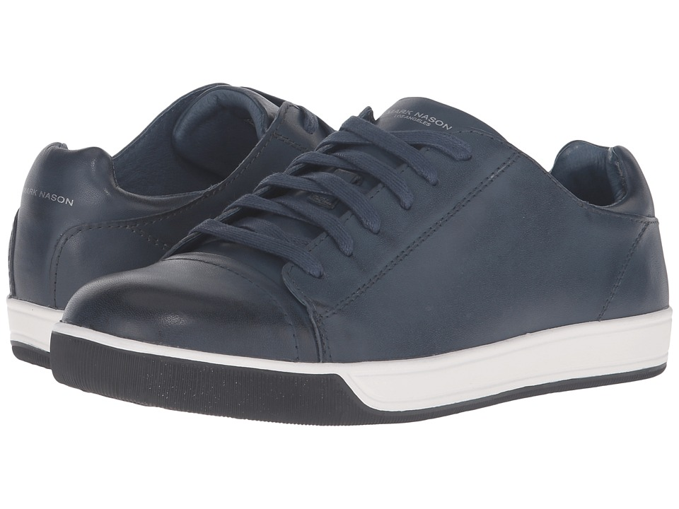Mark Nason - Shaver (Navy Leather) Men