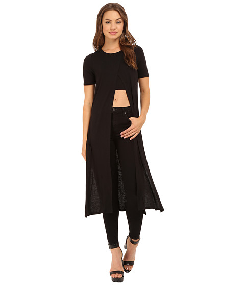 Culture Phit Dulce Top with Front Slit