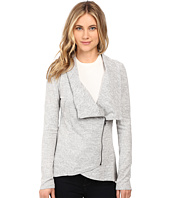 Brigitte Bailey - Hacci Asymmetrical Jacket