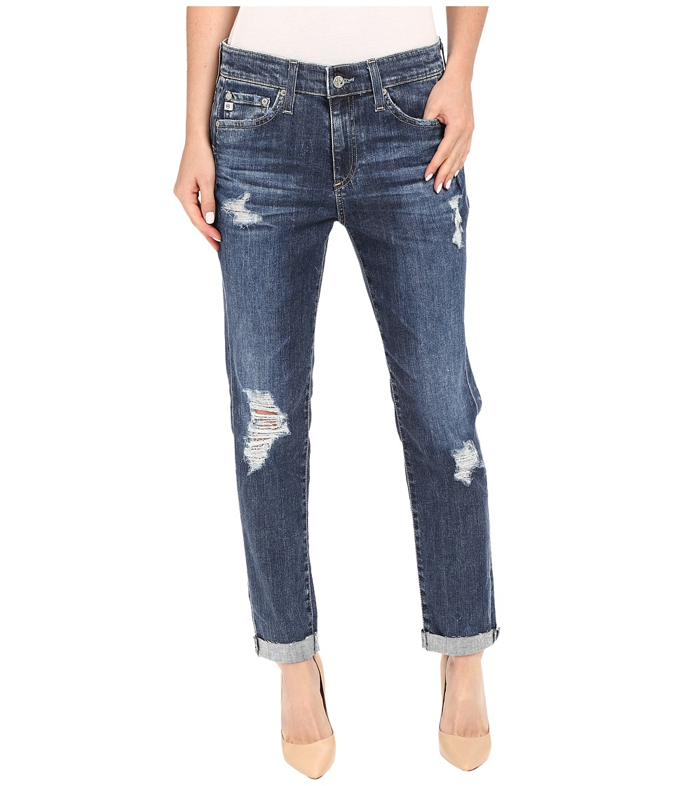 AG Adriano Goldschmied The Beau in 11 Years Sail Away 11 Years Sail Away Womens Jeans