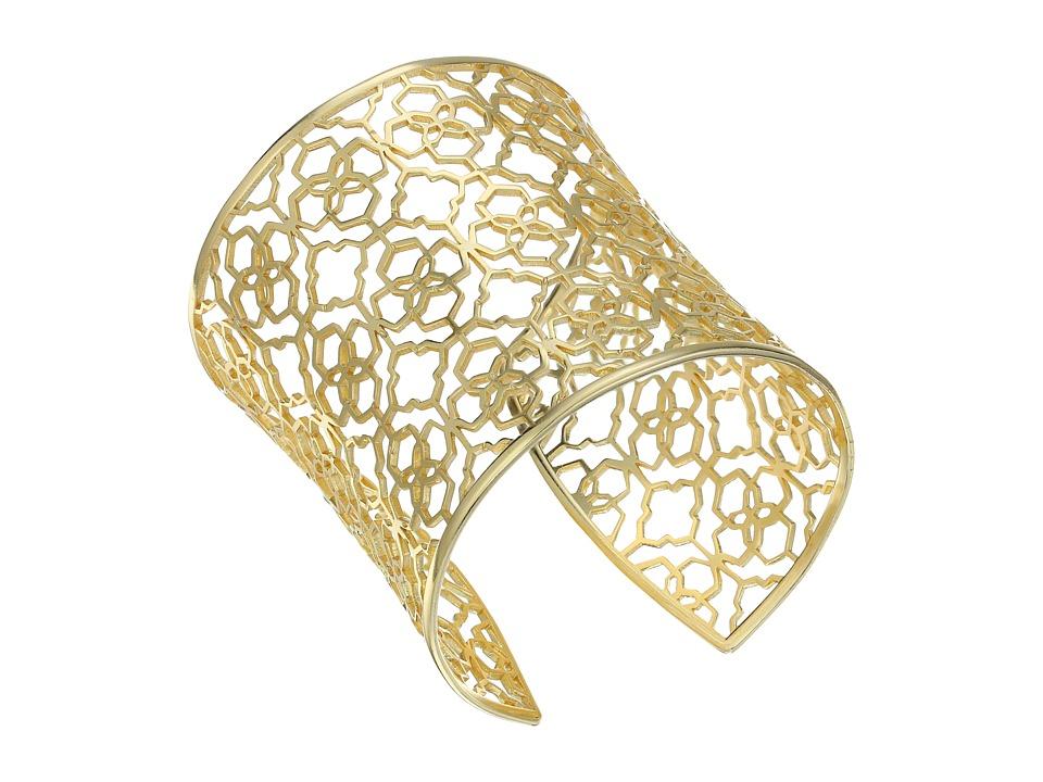 Kendra Scott Aimee Bracelet Gold Metal Bracelet