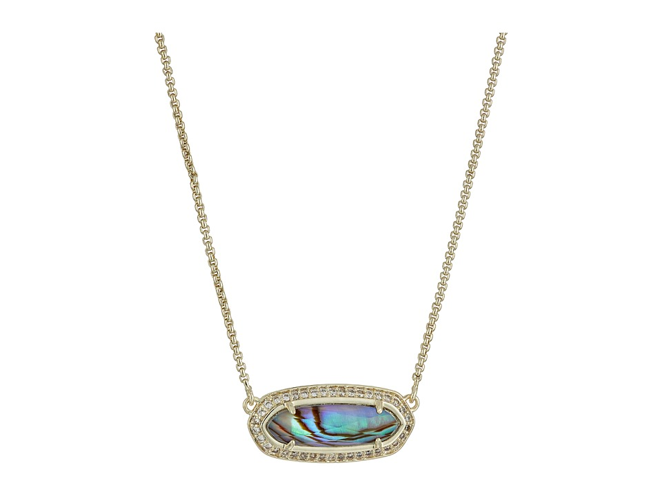 Kendra Scott - Annika Necklace (Gold/Abalone) Necklace