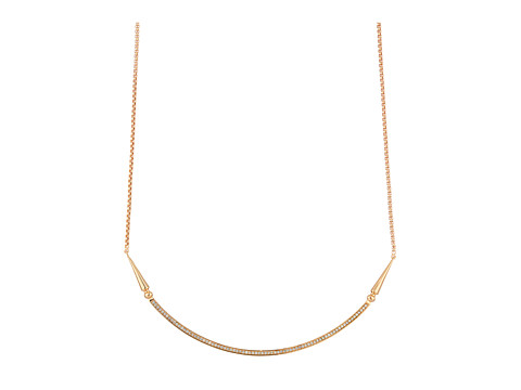 Kendra Scott Scottie Necklace - Gold Metal