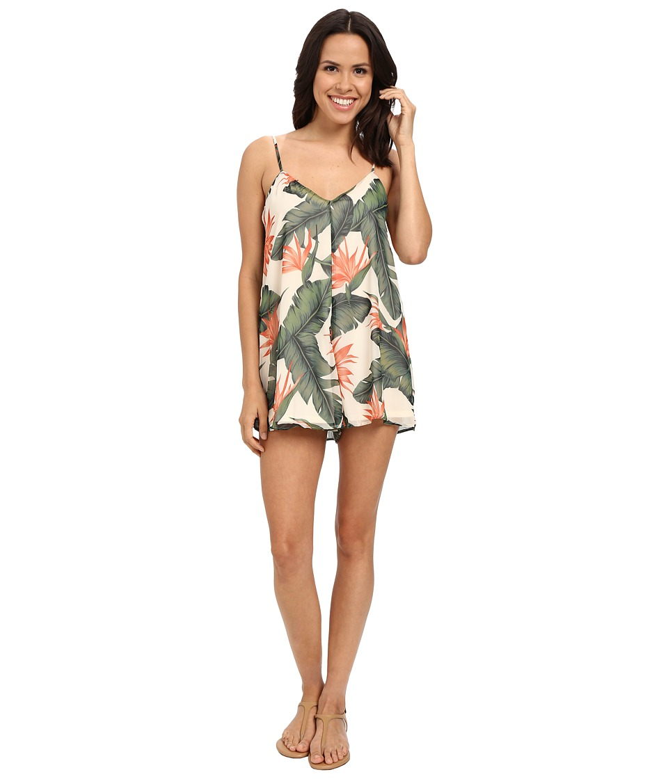 Show Me Your Mumu Rascal Romper Paradise Found Womens Jumpsuit Rompers One Piece