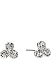 LAUREN Ralph Lauren - Social Set Triple Stone Stud Earrings