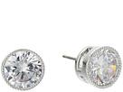 LAUREN Ralph Lauren Social Set 8mm Crystal Stud Earrings