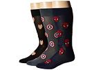 Marvel Heroes 3-Pair Socks Gift Set