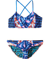 Maaji Kids - Arctic Art Sporty Bikini Set (Toddler/Little Kids/Big Kids)