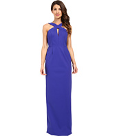 Adrianna Papell - Cross Front Column Dress