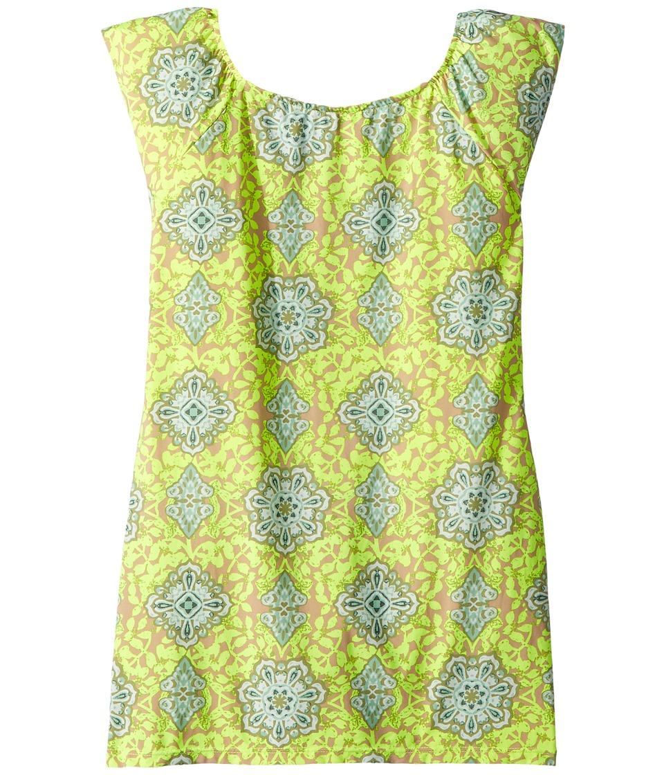 Maaji Kids - Mild Mosaic Printed Cap Sleeve Cover-Up Dress