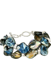 Robert Lee Morris - Blue Shell Flex Bracelet
