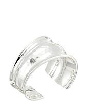 Robert Lee Morris - Silver Hammered Cuff Bracelet