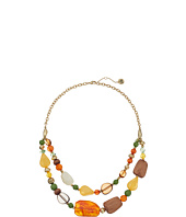 The Sak - Double Layer Beaded Necklace 18