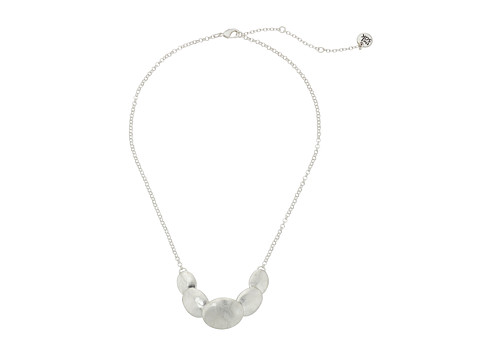 The Sak Overlap Metal Frontal Necklace 16