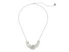 The Sak Overlap Metal Frontal Necklace 16