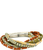 Robert Lee Morris - Multi Row Beaded Stretch Bracelet