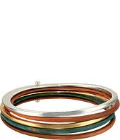 Robert Lee Morris - Patina Two-Tone Bangle Set Bracelet
