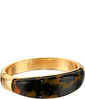 Robert Lee Morris - Tortoise Hinge Bangle Bracelet
