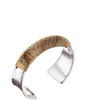 Robert Lee Morris - Wire Wrap Curved Cuff Bracelet