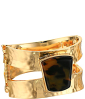 Robert Lee Morris - Tortoise Cut Out Bangle Bracelet