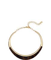 Robert Lee Morris - Gold Tortoise Collar Necklace