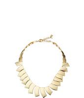 Robert Lee Morris - Shiny Gold Collar Necklace