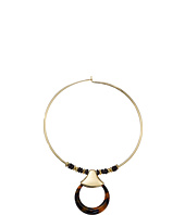 Robert Lee Morris - Tortoise Round Wire Necklace