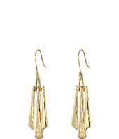 Robert Lee Morris - Gold Stick Linear Earrings