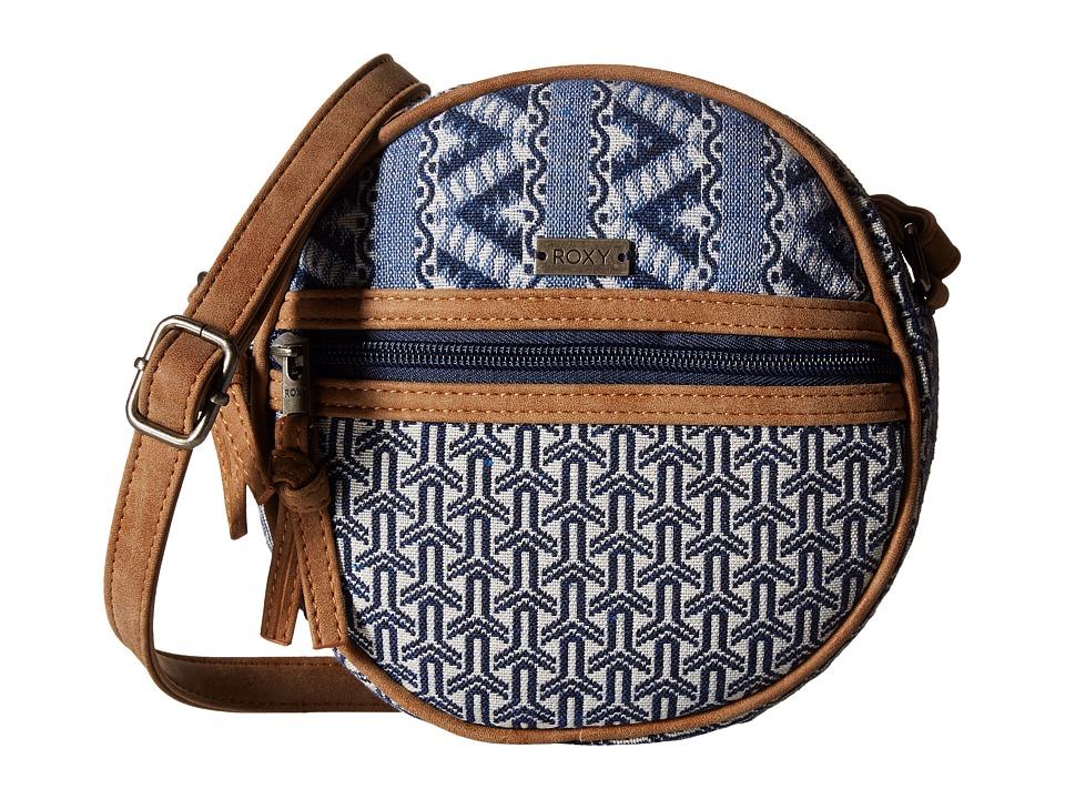 Roxy - Ride the Love Crossbody Purse (True Navy) Cross Body Handbags